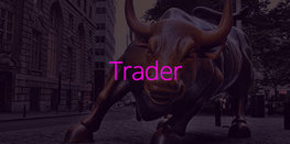 Pacote trader banner site